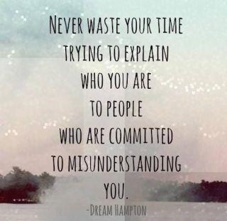 understand